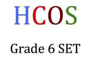 HCOSgrade6