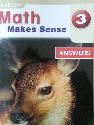 math makes sense 7 practice and homework book answer key
