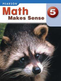 math makes sense 5 textbook