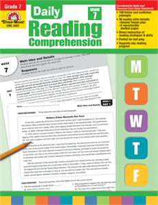 evan moor daily reading comprehension grade 4 pdf